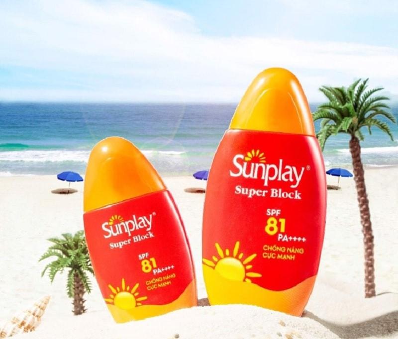 Kem chống nắng Sunplay